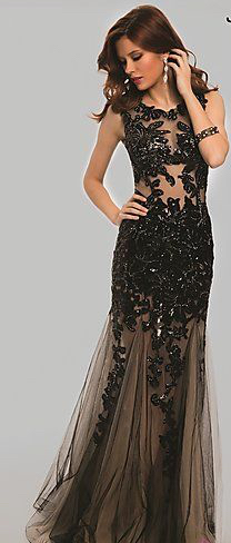 jovani-long-black-illusion-lace-dress